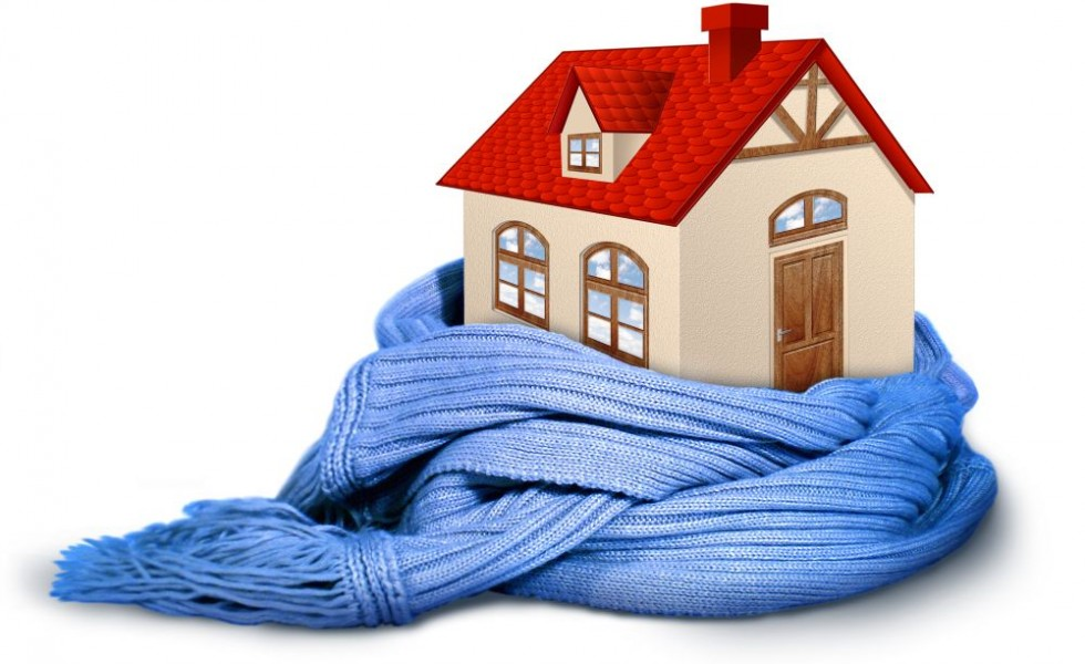 How to keep the home warm in winter easily