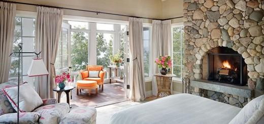 Enclosed balcony design ideas for home