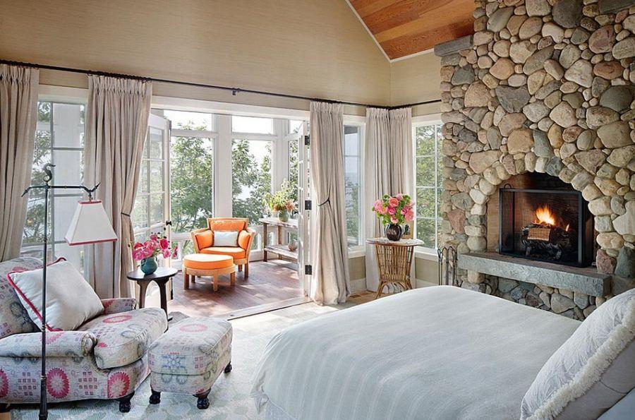 Enclosed balcony design ideas - oases of serenity