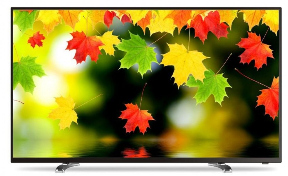 LED TV power consumption at home