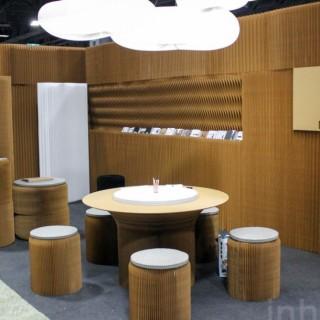 Paper furniture for the future