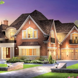 Mansion house plans for all