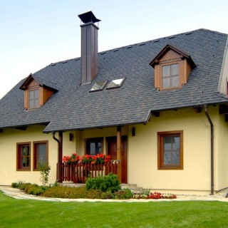 Bitumen sheets - pros and cons on the roof