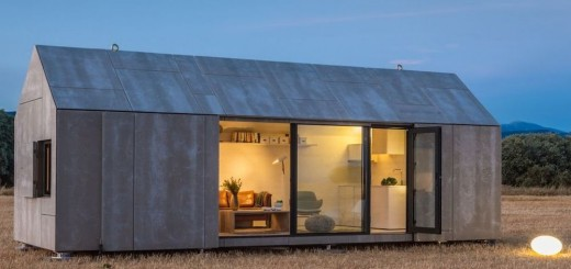 Houses that can be built in a day easily