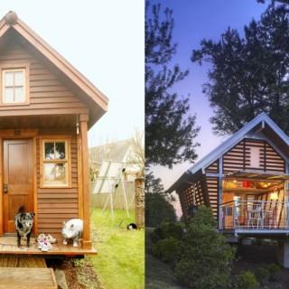 Tiny houses very impressive