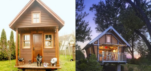 Tiny houses very impressive