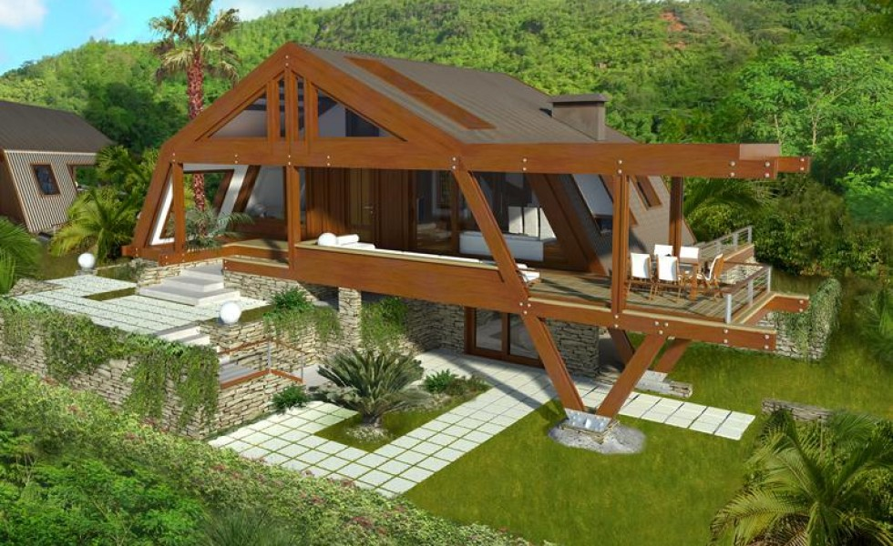Modern Wood House Plans Tradition In Contemporary Lines Houz Buzz