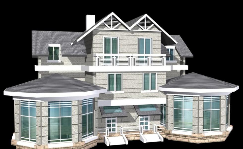 Light frame house plans for all