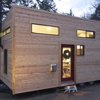 A tiny dream house for freedom
