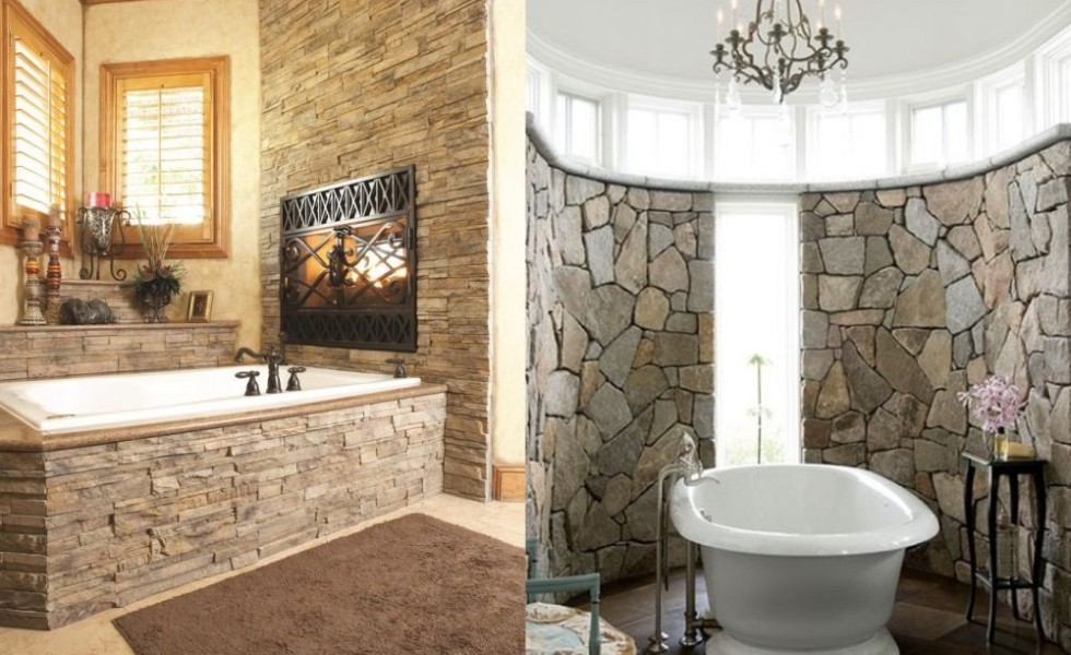 Stone bathroom ideas for all