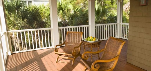 Wood porch house plans for all