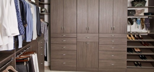 How to build an MDF closet easily
