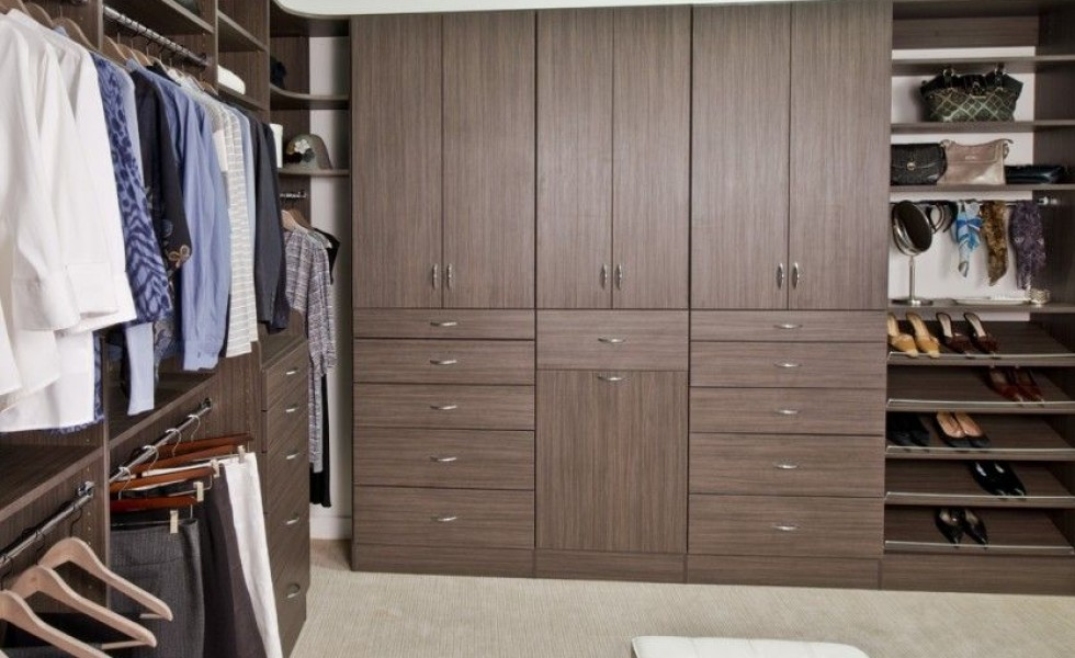 How to build an MDF closet easily