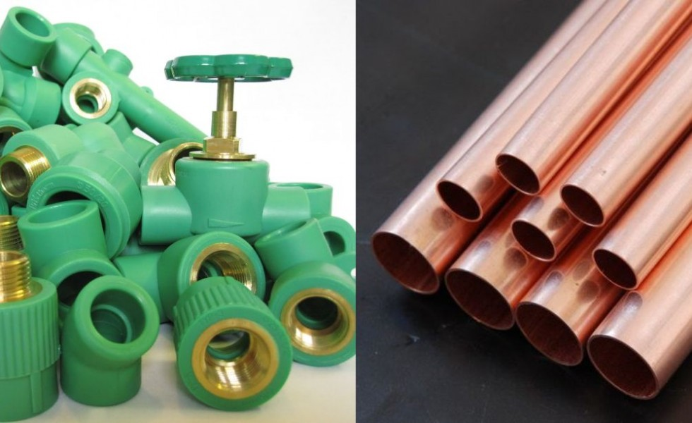 PPR Pipes vs Copper Pipes - Pros And Cons - Houz Buzz