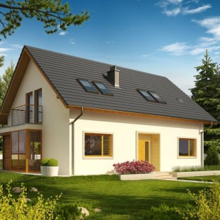 70 square meter loft house plans for all
