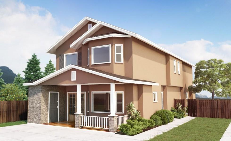 Split entry house plans for all