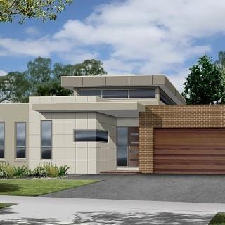Single level modern house plans for all