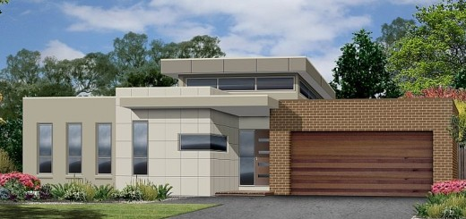 Single level modern house plans for all