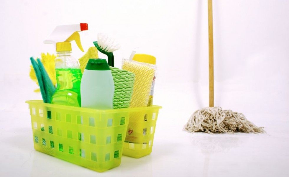 Home secrets for a fast cleaning