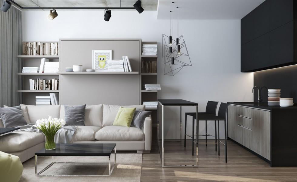 Under 30 Square Meter Apartment Design Ideas