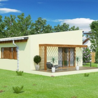 One bedroom house plans for all