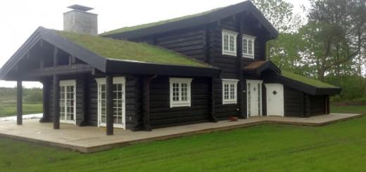 Norwegian wood houses for all