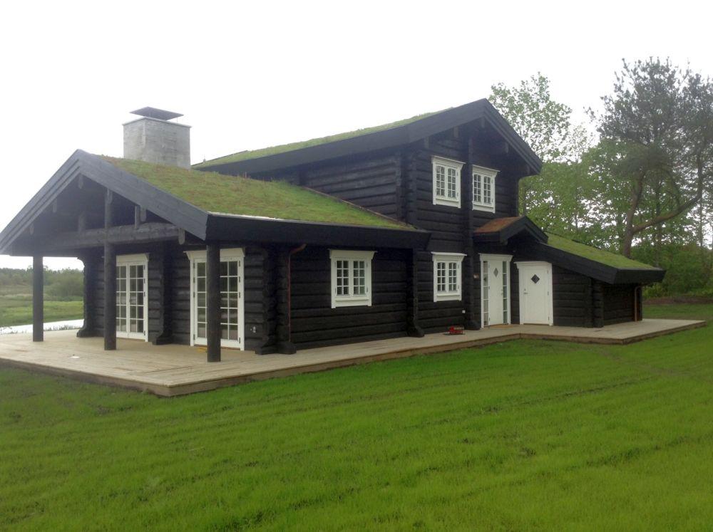 Norwegian Wood Houses