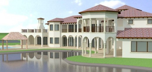 Arched house plans for all
