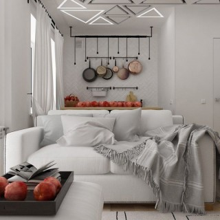 small apartments under 30 square meters for all