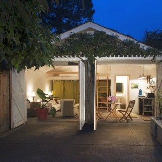 Garages converted into homes now