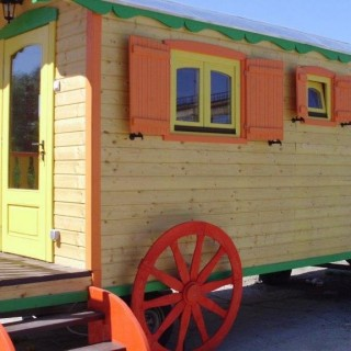 Wooden mobile homes for all