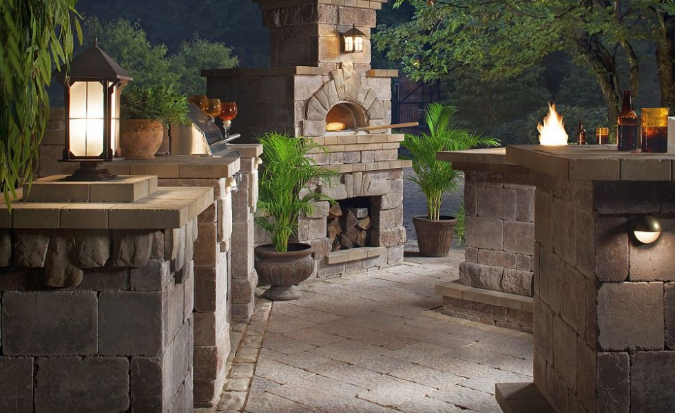 Outdoor brick ovens for all