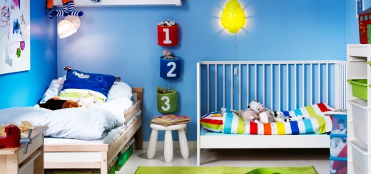 Kid's room decorating ideas for home