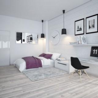 Scandinavian bedrooms for all