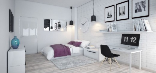 Scandinavian bedrooms for all
