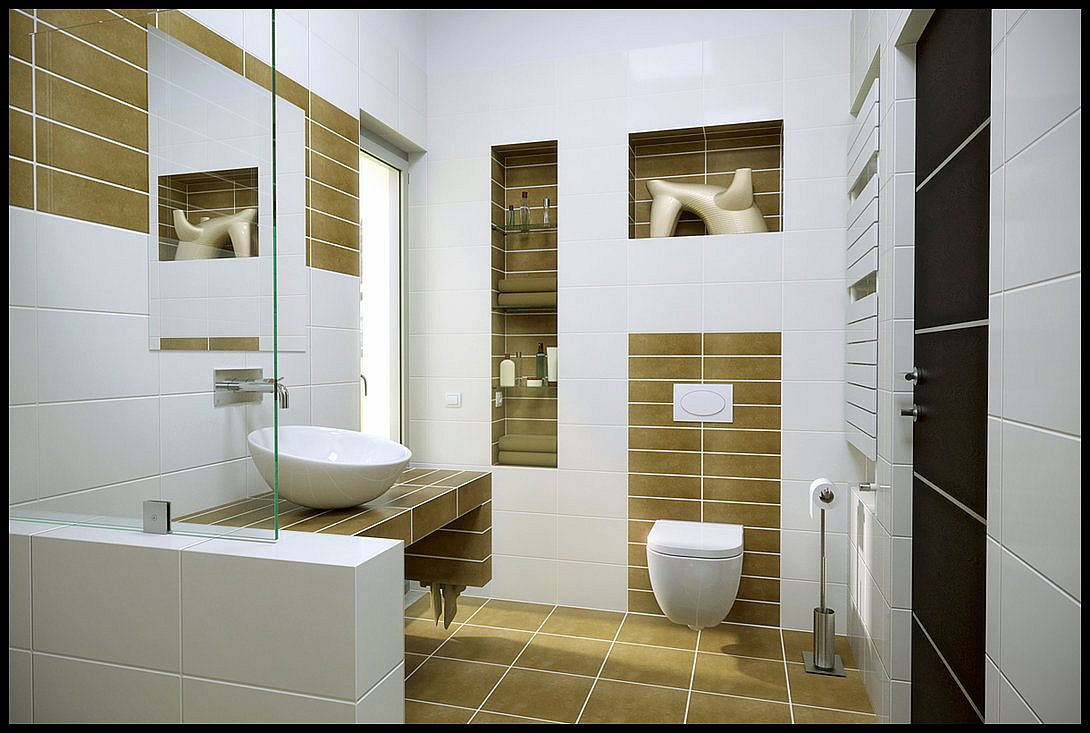 Modern Bathrooms - Five Innovative Technologies That Come To Your ...