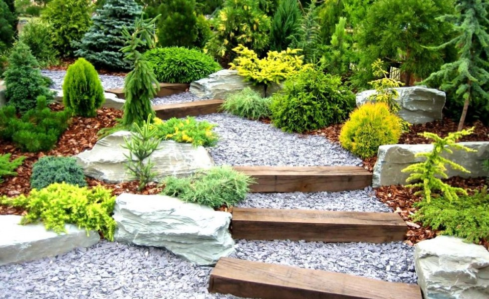100 Square Meter Garden Design Ideas