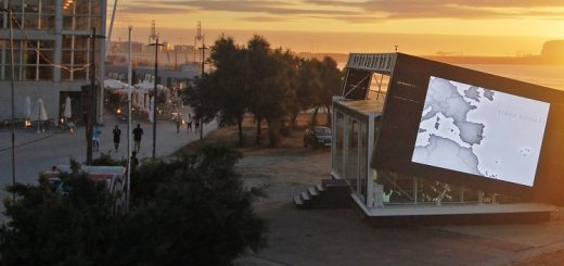 rotating homes that follow the Sun