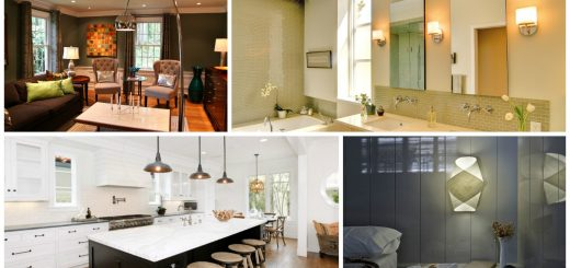 lighting ideas for every room