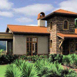 beautiful Mediterranean house plans