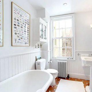 how to make your bathroom shine