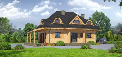 hip roof house plans