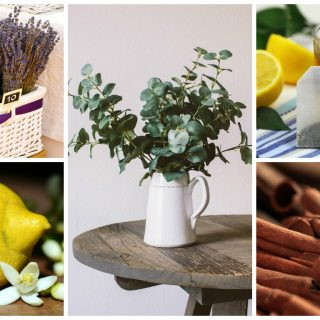 natural home fragrances
