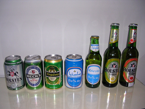 how is non-alcoholic beer made