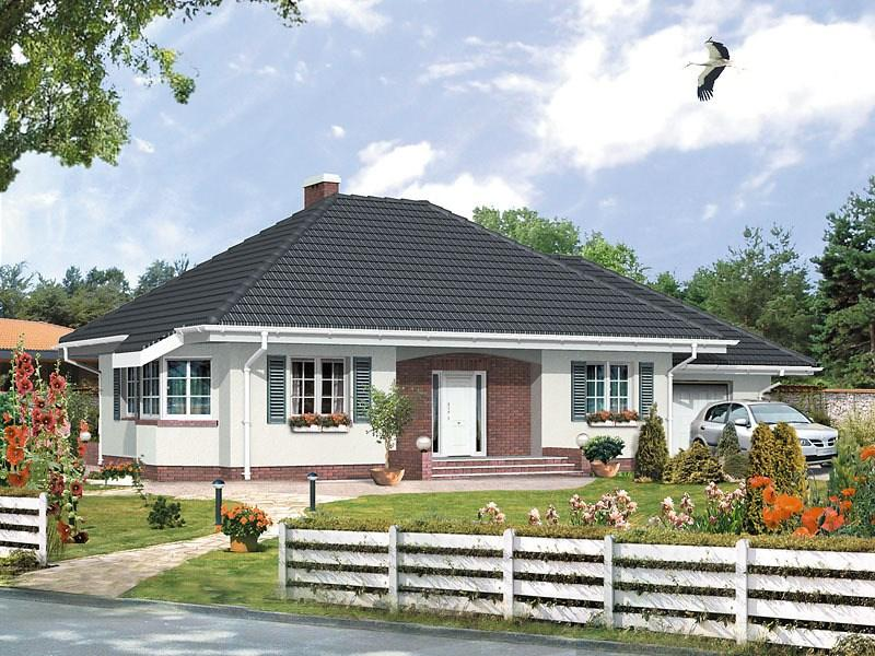 one-story houses for families of 3