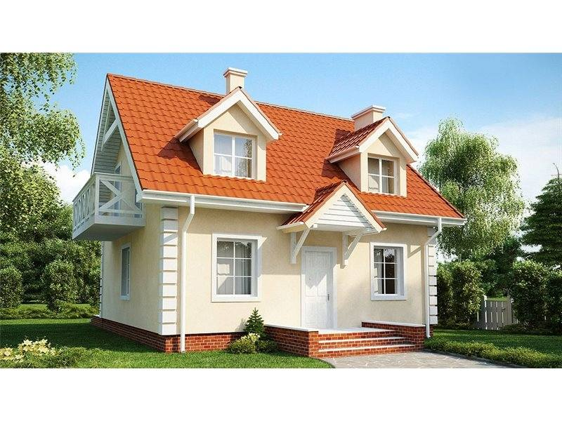 attic dormer ideas - Houses With Dormers From Tradition to Modern Design