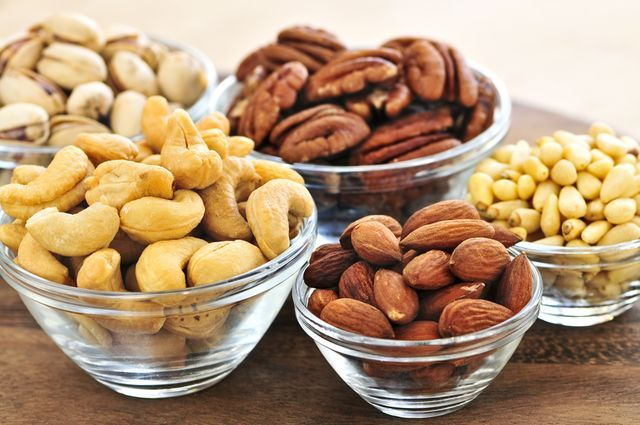 the healthiest nuts