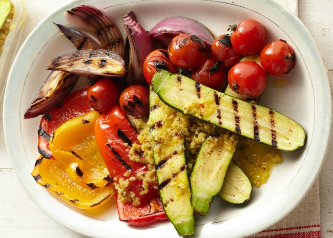 how to make the perfect grilled vegetables