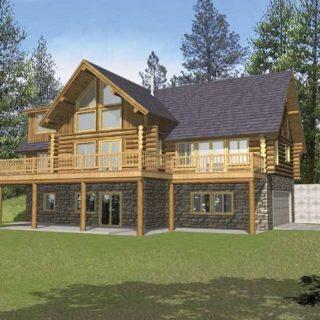 alpine vacation houses