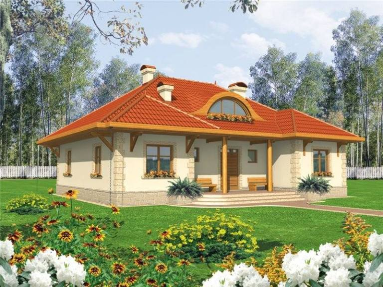vacation houses in the countryside
